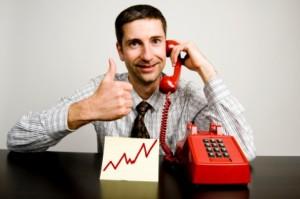 financial advisor marketing - cold calling